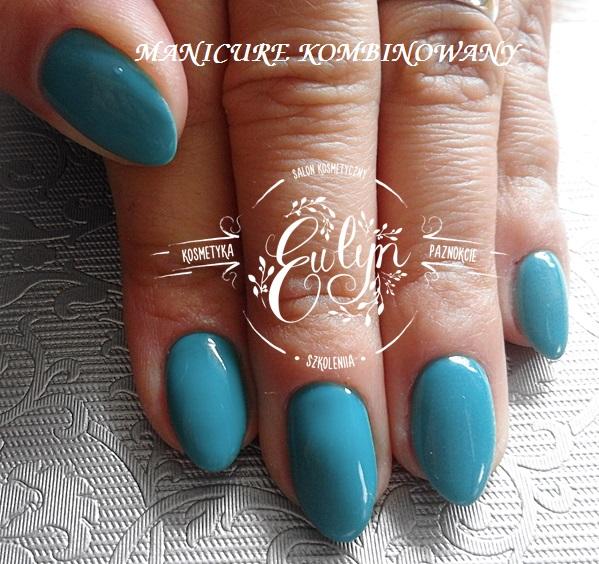 Przedłużanie paznokci lakierami hybrydowymi na szablonie (OD PODSTAW). cena  450zł